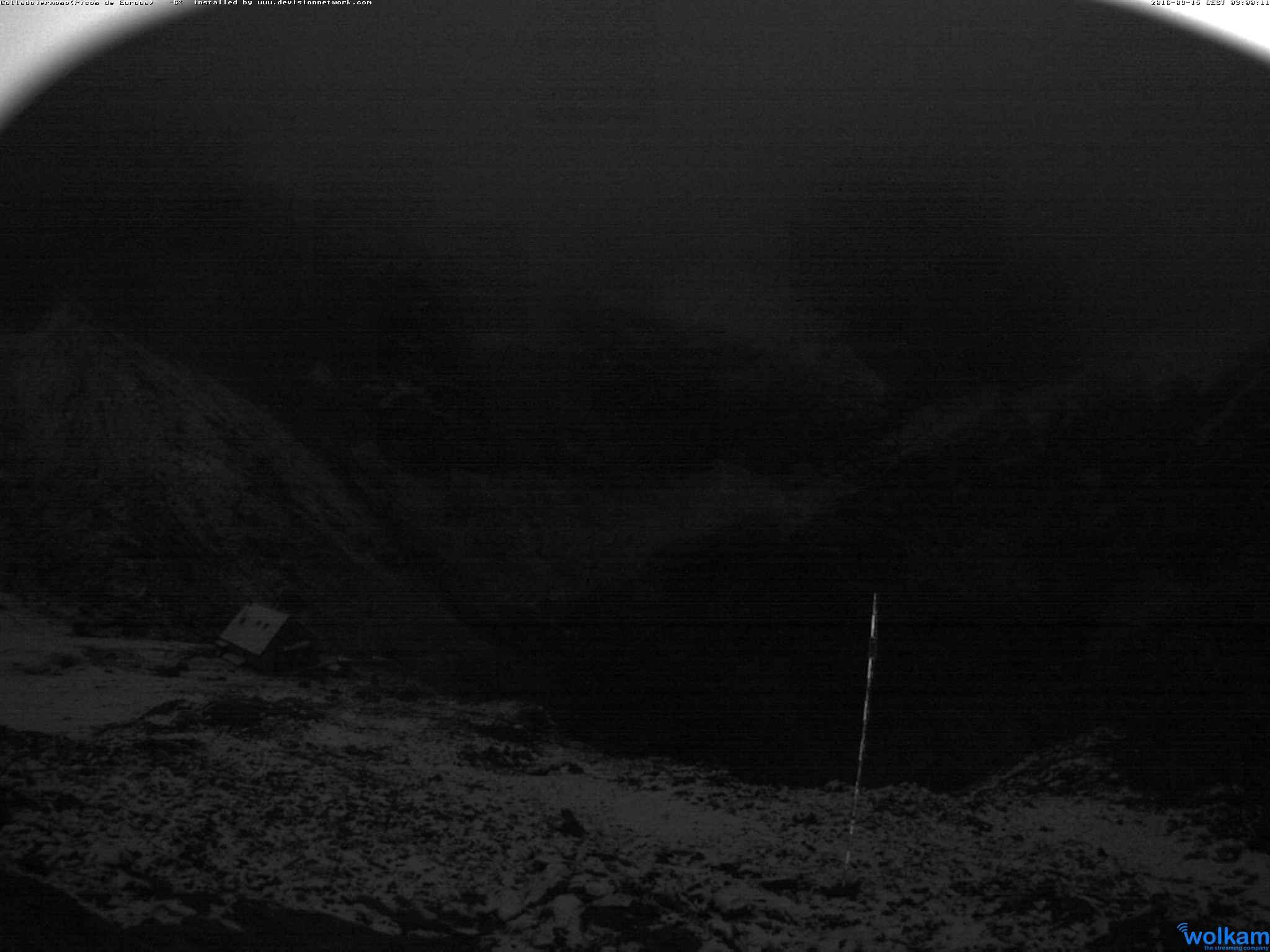 Nevadas veraniegas Webcam16091503